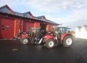 Nya traktorer oktober 2014
